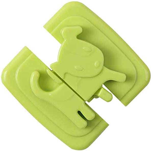 Panzisun Plastic Cabinet Lock Child Safety Baby Protection For Refrigerators Baby Security Drawer Latches B