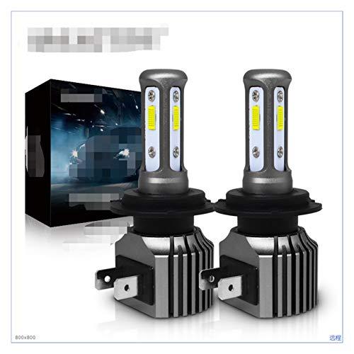 SUNYANG Summer Solstice 2X H4 H7 H8 H11 9005 HB3 9006 HB4 H16 H1 881 880 3570 Chip CANBUS LED Externo Bombilla LED LED LED Luces De Conducción Lámpara Fuente De Luz (Socket Type : H27/880)