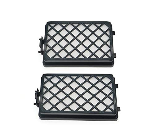 Rumors 2 Piezas de Polvo filtros HEPA H13 DJ97-01670B d'Assy entra en el tomacorrientes de Filtro for Samsung SC8813 Sc8810 de la Serie Accesorios Vacuum Cleaner