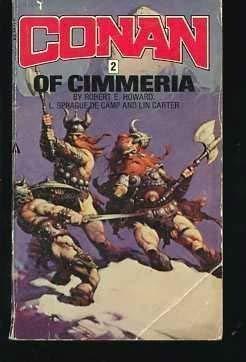 Conan 02/of Cimmeria (Conan of Cimmeria) 0441114555 Book Cover