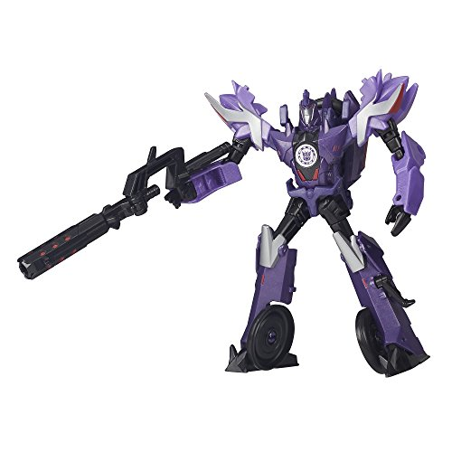 Transformers Robots In Disguise Warrior Decepticon Fraktur Action Figur