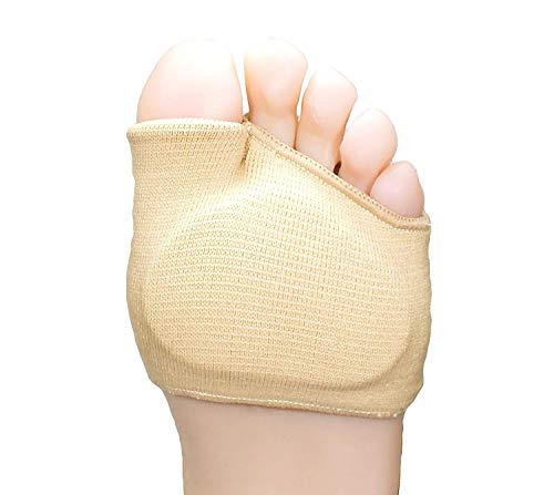ZenToes Fabric Metatarsal Sleeve (Best Socks For Pain In The Ball Of The Feet)