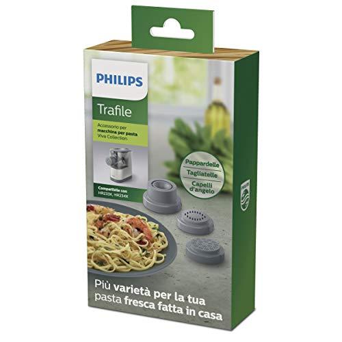 Philips HR2482/00 Formaufsätze für Pastamaker - 5