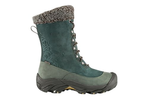 Hot Sale KEEN Women's Hoodoo II Snow Boot,Darkest Spruce/Custard,9 M US