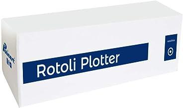 CARTA PLOTTER IN ROTOLO 90 GR Formato 420 mm x 50m conf 1 rt