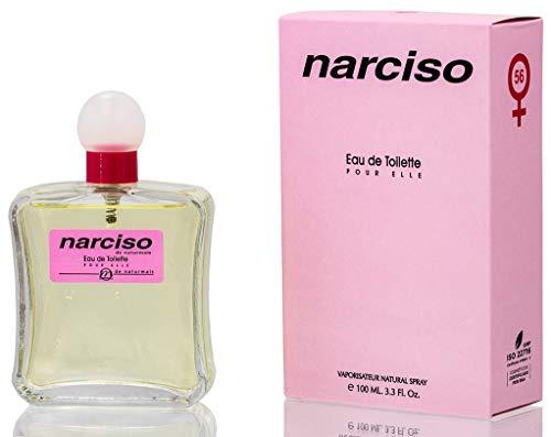Profumo Donna Narciso de Naturmais | Eau de Toilette 100 ml