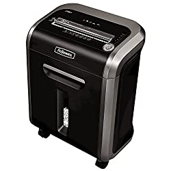 Fellowes Powershred 79Ci 16 Sheet Cross Cut Shredder, Best Paper Shredder Reviews, Paper Shredders, Home Security, Identity Theft