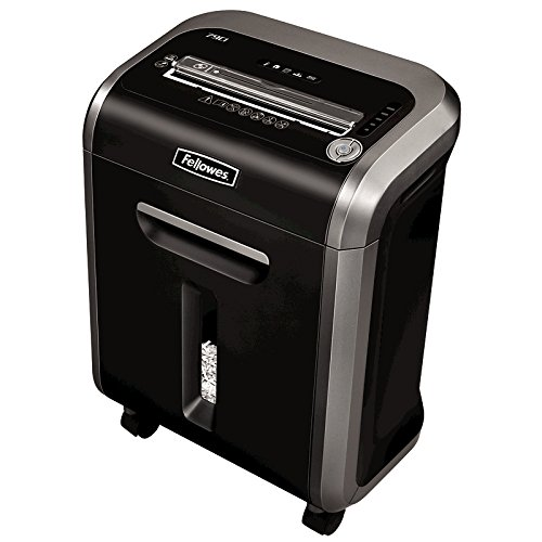 Fellowes Powershred 79Ci 100% Jam Proof Medium, Duty Cross, Cut Shredder, 16...