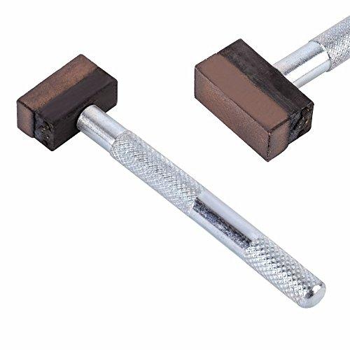 1 st diamant slijpen wiel dressoir hoge kwaliteit metalen slijper steen slijpen dressing gereedschap