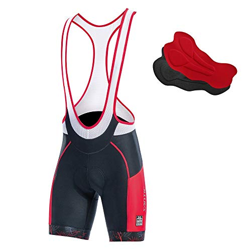 Top 10 best selling list for cycling bib shorts review 2018