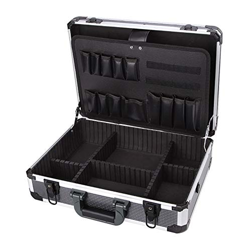 WANGXN Hair Salon Storage Travel Bag Case Password Lock Koffer Kapper Barber Tool Opbergdoos