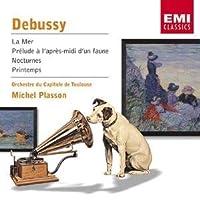 Debussy:La Mer/Nocturines/Pre. by Michel Plasson (2004-11-18)