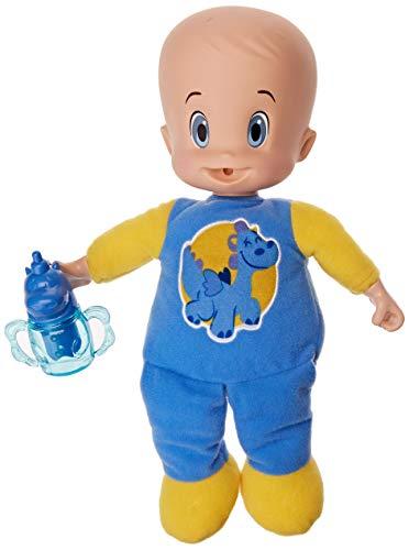Cleo & Cuquin Mueco Cuqun vamos a jugar!, juguete de la Familia Telern (Mattel FLW51)