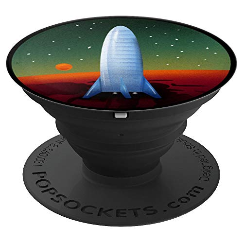 Ready For Liftoff PopSockets Grip and Stand for Phones and Tablets