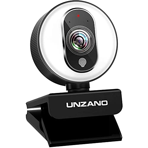 Webcam HD 1080p Web Camera, USB PC …