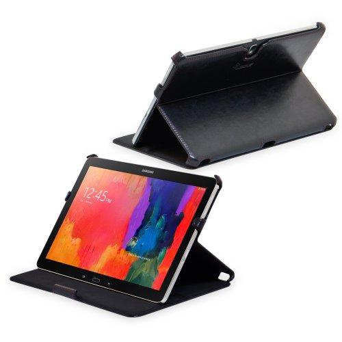 Manna UltraSlim Hülle, kompatibel mit Samsung Galaxy TabPro 10.1, Hülle Cover Tasche Schutzhülle, Auto-Sleep Funktion