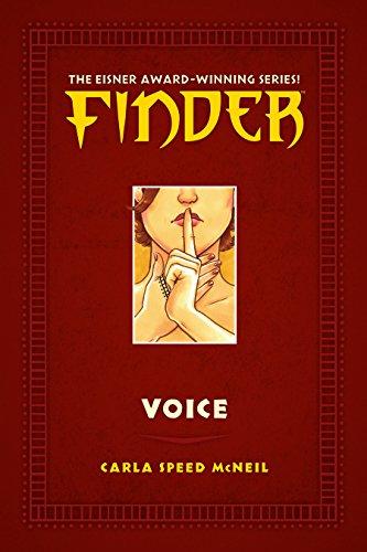 Finder: Voice (English Edition)