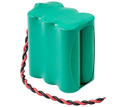 Pack de baterias 7,2V/2500mAh NI-MH.