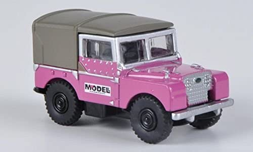 Bubmobil Landy Softtop, Rosa, Modellfahrzeug, Modellauto, Fertigmodell, Bub 1 87