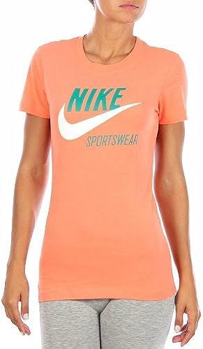 M Nike NSW CRW Homme pour Longues Manches à T Shirt + swsh