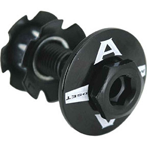 "FSA ZERO STACK AHEAD Threadless VTT ATB Vélo De Route Casque 34 mm 1 1//8/"" Pivot"