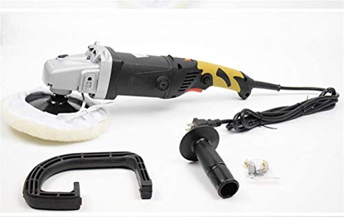 ANQU Profesional de la máquina de Pulido, 220V portátil Pulidora lijadora eléctrica...