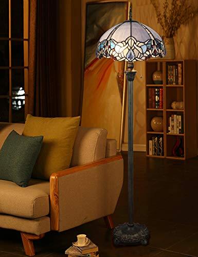 16 inch barok, eenvoudige woonkamer, slaapkamer, bedlamp, staande lamp, klassieke luxe sfeervolle vloerlamp