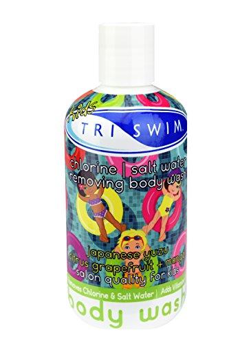 TRISWIM KIDS Chlorine Removal Swimmer Body Wash