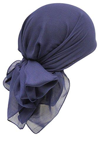 Deresina Headwear Deresina Headwear Frauenalltags Weiche Quadratisch Kopftücher (Marina)