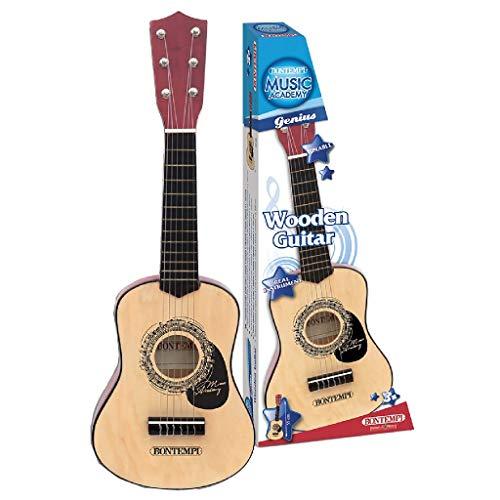 Bontempi 21 5530 Klassische Gitarre, Holz