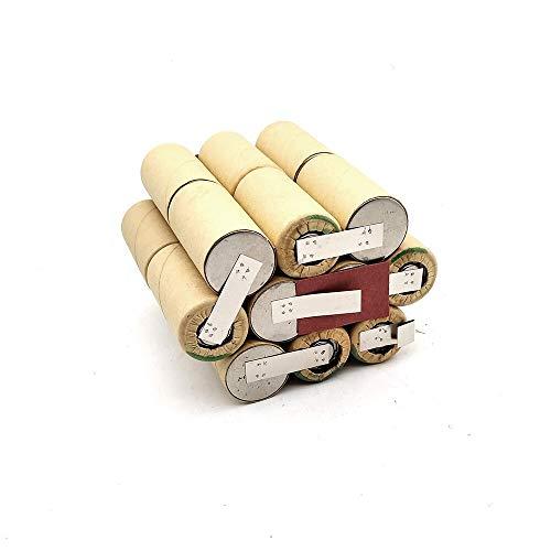 Seilylanka 3000mAh para Wurth 24V Ni MH Paquete de baterías CD WA24V 702 300 924 702300924 para autoinstalación