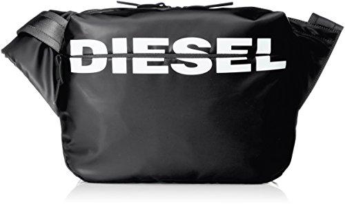 Diesel X05476, Mochila Unisex Adulto, Negro (Black), 1x25x23 cm (W x H x L)