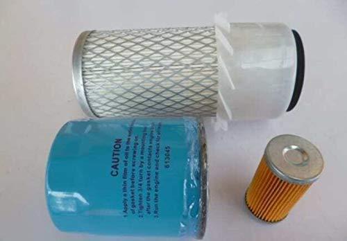 Filtersatz Hinomoto C series | C142 C144 C172 C174