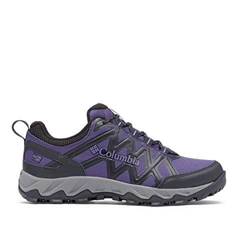 Columbia Peakfreak X2 Outdry, Zapatos de Senderismo, para Mujer, Deep Purple, Plum Purple, 37