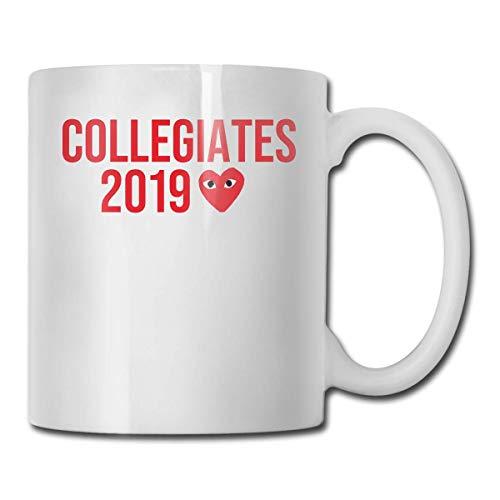 Collegiates 2020 - Taza de cerámica para café y té