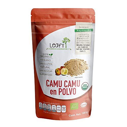 Leafy, Camu Camu Leafy 100 gr, 100 gramos