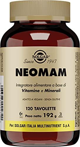 Solgar Neomam 120 Tav - 200 Ml