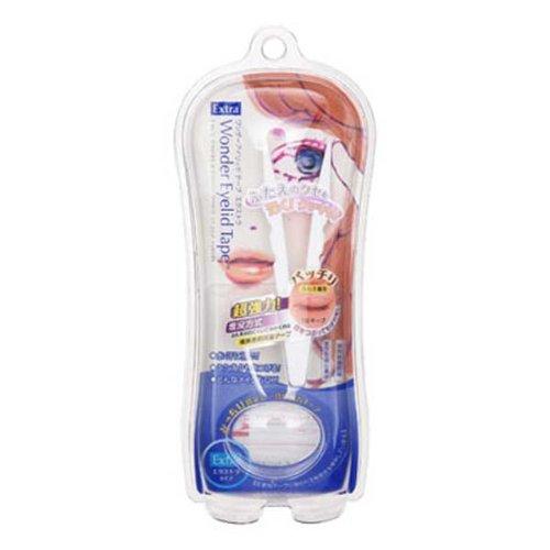 Bestofferbuy - 120 Bandes Extra Doubles Pour Paupières D-Up D.U.P Outil De Maquillage Japon