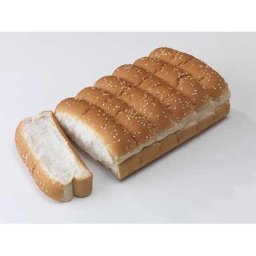 Klosterman BBQ Sesame Bread Loaves -- 8 per case.