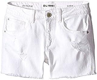 ディーエル1961 DL1961 Kids キッズ 女の子 ショーツ ハーフパンツ Sugar Lucy Shorts in Sugar (Big Kids) [並行輸入品]