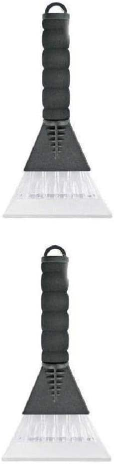 National uniform free shipping NEW before selling Dependable Premium Ice Scraper Set 2 Frost Pack Snow Remov and