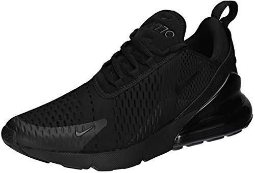 Nike Air Max 270 Men's Running Shoes Black/Black-Black AH8050-005 (10.5 D(M) US)
