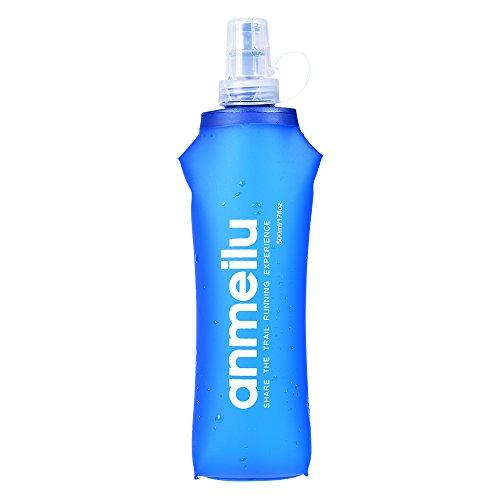 Lixada Soft Flask Agua Al Aire Libre Deporte Ciclismo Corriendo Botella de...
