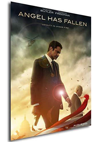 Instabuy Poster - Locandina - Angel Has Fallen - Attacco al Potere 3 A4 30x21