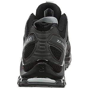 Salomon Men's XA PRO 3D Trail Running Shoe, Black/Magnet/Quiet Shade, 10 W US