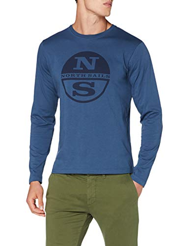 NORTH SAILS T-Shirt in Jersey di Cotone in M