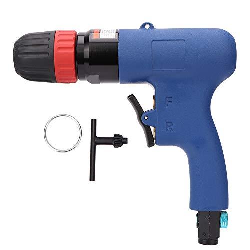 KP-550 3/8 Pistola Tipo CW/CCW Taladro Neumático Herramienta de Perforación Neumática 1400 rpm Para la Producción de Maquinaria de Hardware de Muebles(plastic drill Chuck)