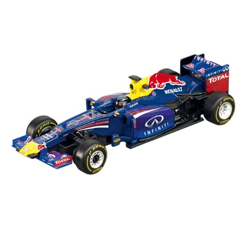 Carrera Digital 143 - 20041375 - Voiture De Circuit - Infiniti Red Bull Racing Rb9 S.Vettel - No.1