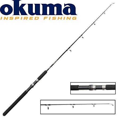Okuma G-Force Ice Pike 120cm Heavy Action - Eisangeln, Angelruten zum Angeln im Winter, Hechtrute, Hechtruten, Angelrute für Eisfischen