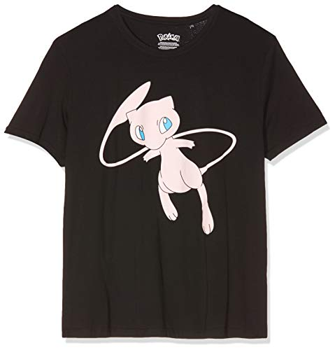 Pokemon Mew T-Shirt schwarz Baumwolle - XXL